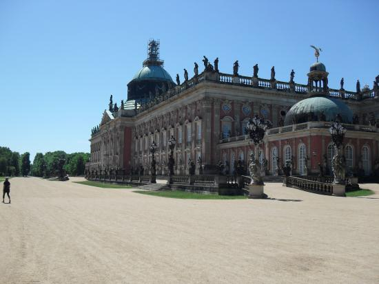 schloss sanssouci picture of sanssouci palace potsdam tripadvisor. Black Bedroom Furniture Sets. Home Design Ideas