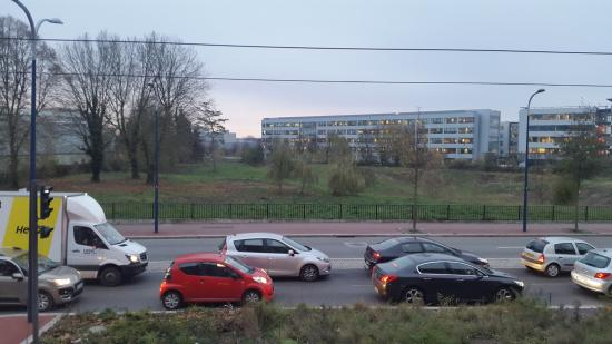Adagio Access Clamart: View from first floor