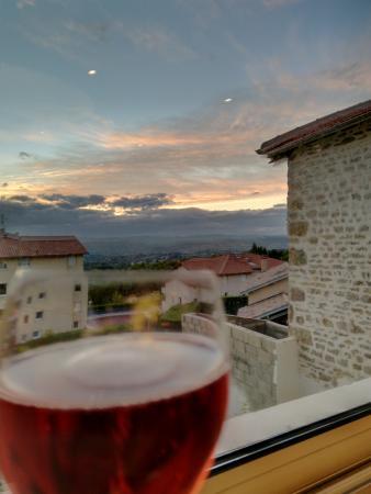 La Caborne: cocktail sur vue ^^