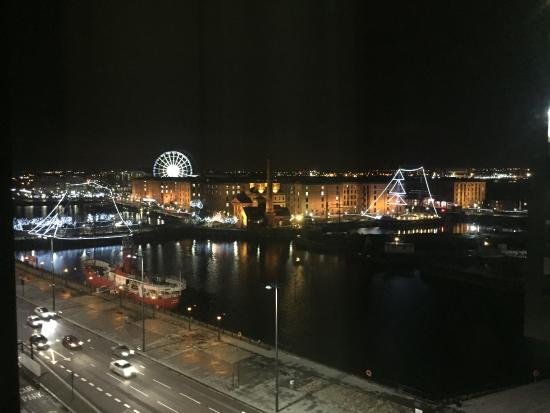 Travelodge Liverpool Central The Strand: Room with a view