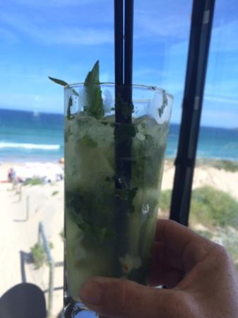 Summer Salt: Mojitos with a view of Eloura Beach