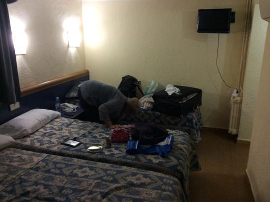 clean picture of roma reial hotel barcelona tripadvisor rh tripadvisor co za