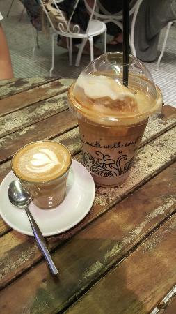 Three Beans Cafe Westfield Sydney