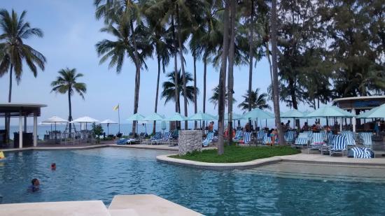 Outrigger Laguna Et Beach Resort Piscine Mer