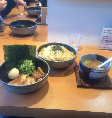 Men Notei Sasakiya: つけ麺