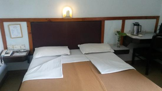 Pagoda Retreat : View of the room