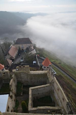 Neckarzimmern, Germania: Burg Hornberg