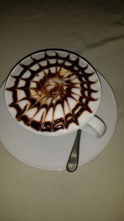 Saeng Duean Coffee & Restaurant: Cappuchino
