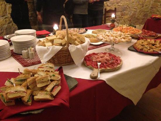 Pranzo A Buffet Per Compleanno : Buffet per festa di compleanno foto di agritur maso tratta