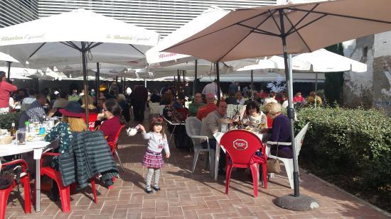 Afbeeldingsresultaten voor cafeteria mercado carmen malaga