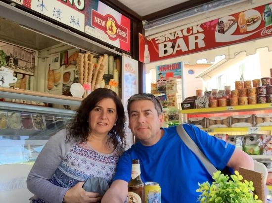 Malvaldi Mario Chiosco Bar