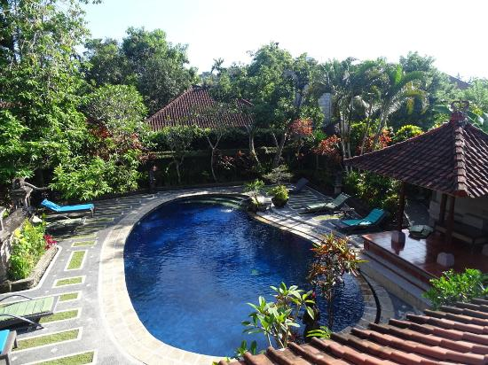 Garden View Cottage: Pool
