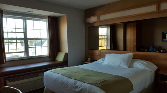 Microtel Inn & Suites by Wyndham York: Bedroom