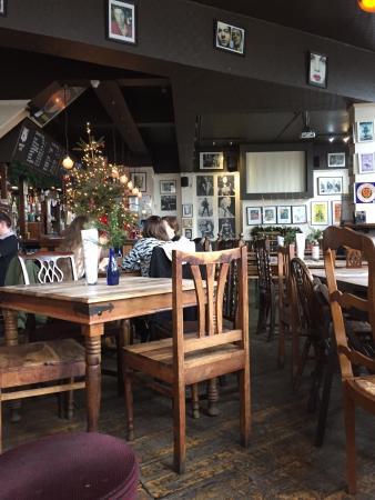 Toshi Djing Picture Of The Snooty Fox Pub London Tripadvisor