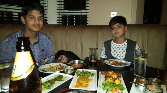 Sachins Restaurant: At Sachins