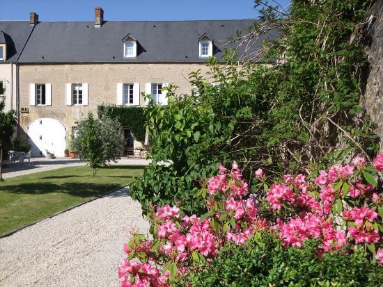 Lion-sur-mer, Fransa: La maison d'hôtes