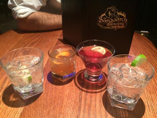 Verdi, NV: Drink menu is diverse