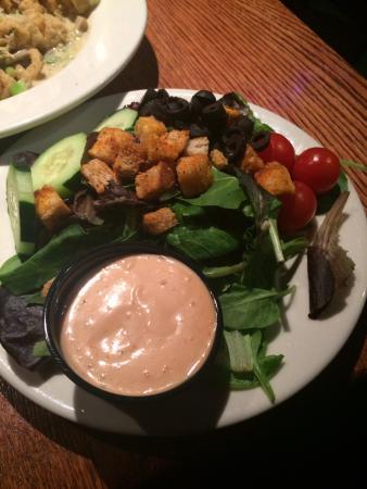 Verdi, NV: House salad