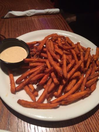 Verdi, NV: Sweet potato frys