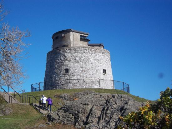 ‪Carleton Martello Tower‬
