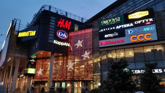 Manhattan Picture Of Manhattan Shopping Center Gdansk Tripadvisor