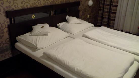 Hotel Trinity: двухместный номер
