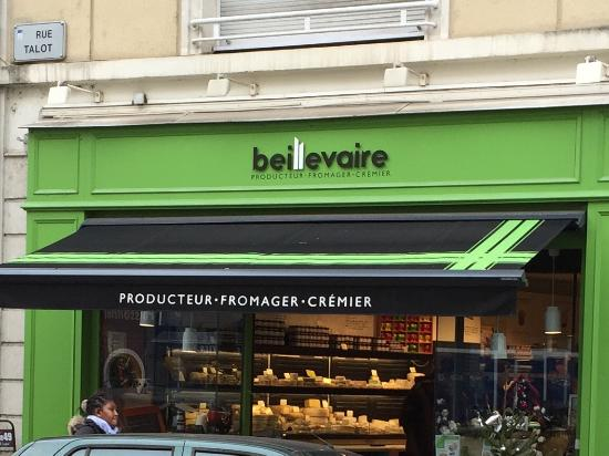 Fromagerie Pascal Beillevaire