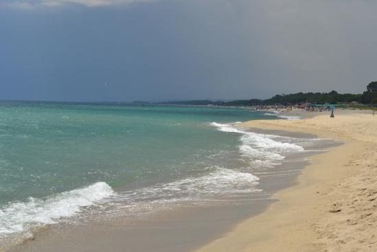 Acqua di Friso agriturismo calabria mare: Spiaggia e mare da sogno.