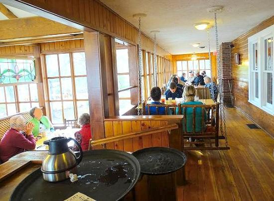 inside Picture of Applewood Farmhouse Restaurant Sevierville TripAdvisor