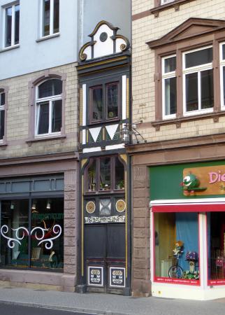 Schmales Haus Eisenach
