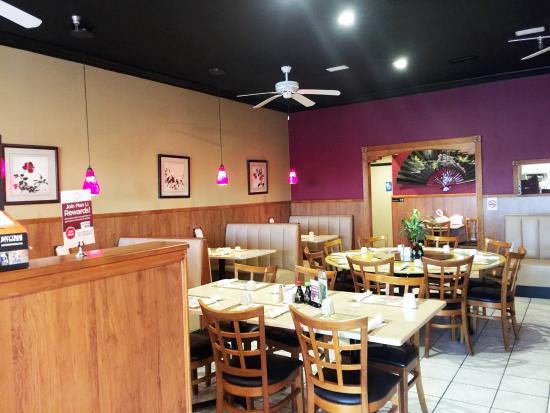 Man Li Chinese Restaurant Hobe Sound Menu Prices