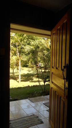 Cabinas Riverside: Quand on sort de la cabina...