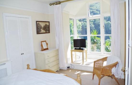 Countisbury Lodge: Sparrowhawk B&B room