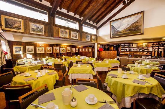 بيلير دو إنجيل: Sala colazioni