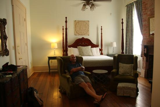 Kamer picture of creole gardens guesthouse bed breakfast new orleans tripadvisor - Bed kamer ...