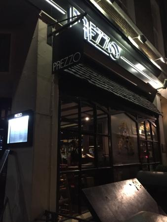 Prezzo - Mayfair