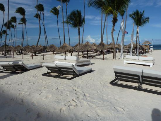 Paradisus Palma Real Golf Spa Resort En Face Du Gabi Beach Bar