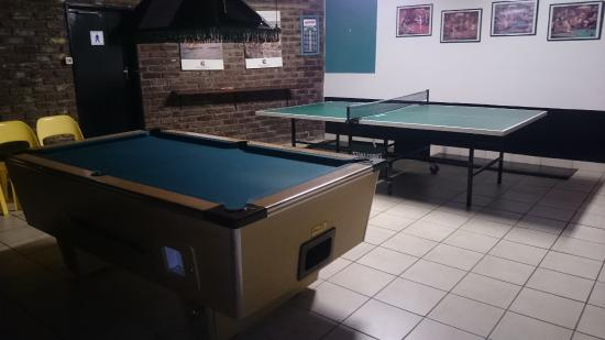 Karula Hotel: Entertainment area