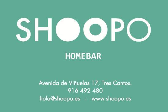Shoopo home bar mediterranean restaurant avenida de - Aticos en tres cantos ...