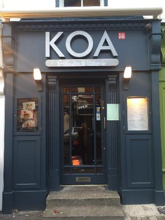 KOA Malahide Kitchen Of Asia