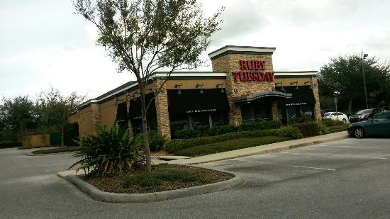 Ruby Tuesday Valrico Restaurant Reviews Phone Number