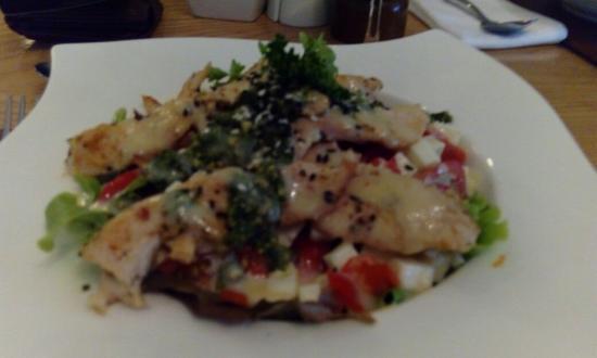 Addo, แอฟริกาใต้: Excellent Salad