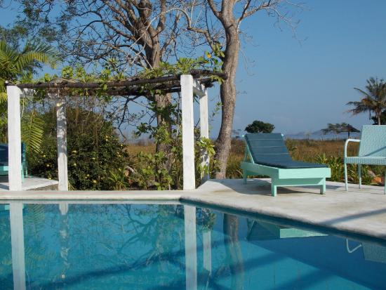 Bajo Komodo Eco Lodge : Heerlijk zwembad