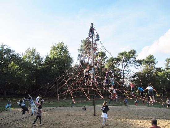 Arche de la Nature: plaisirs d'enfants