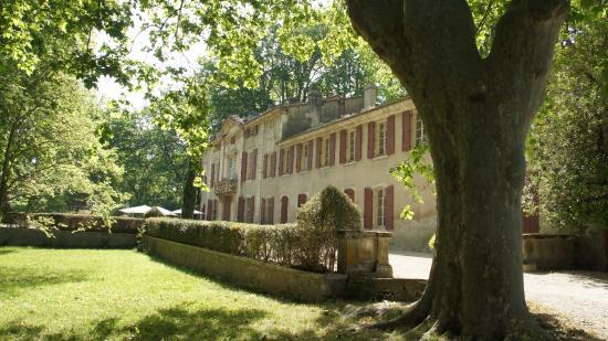 Chateau de Roussan: Hotel
