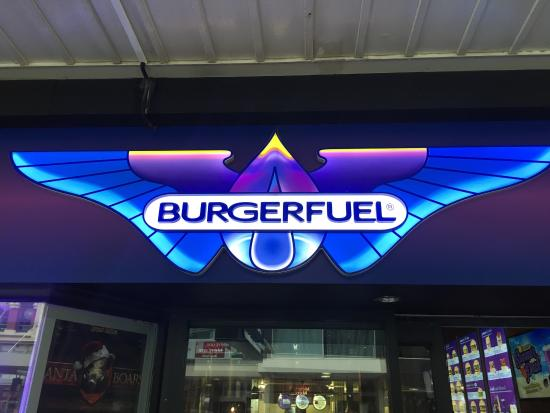 BurgerFuel Customs Street: photo0.jpg
