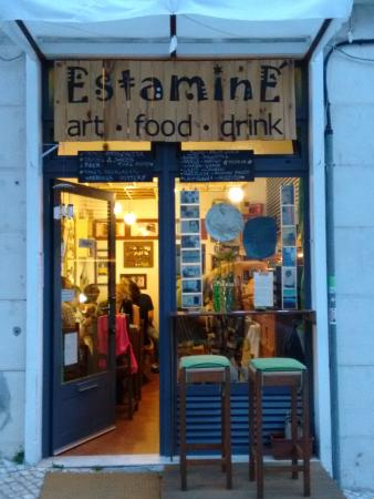Estamine Art Food Drink