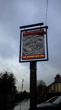 Harrietsham, UK: Pepper Box