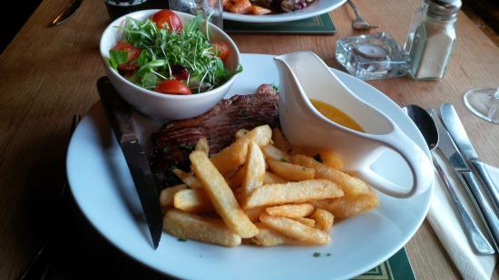 Harrietsham, UK: Pepper Box Steak