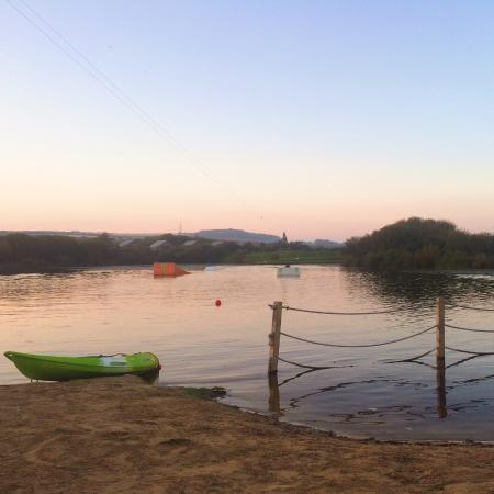 St Columb Major, UK: Wake Park